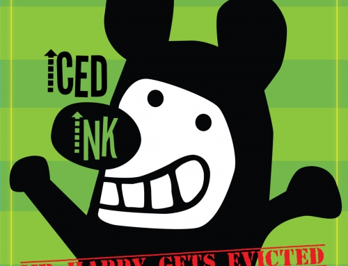 "New Singles! ""Mr Happy Gets Evicted"""